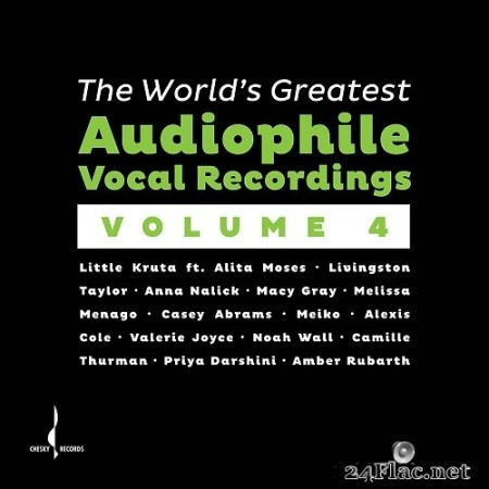 Various Artists - The World's Greatest Audiophile Vocal Recordings Vol. IV (Collection) (2020) Hi-Res