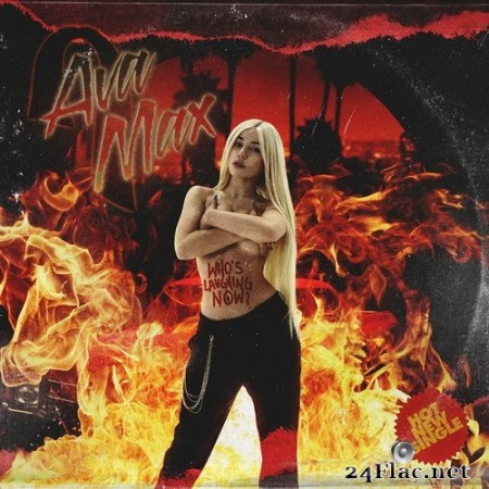 Ava Max - Who's Laughing Now (Single) (2020) Hi-Res