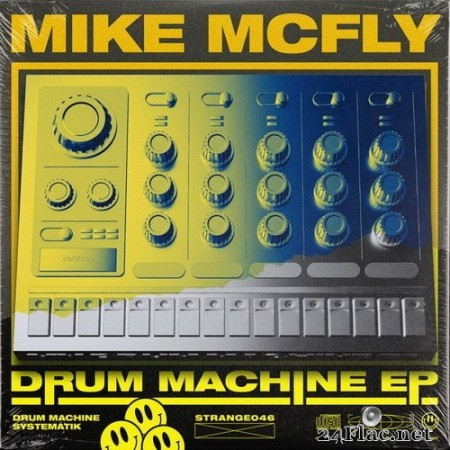 Mike McFly - Drum Machine EP (2020) Hi-Res