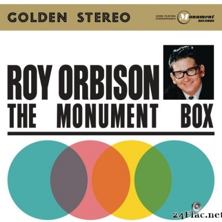 Roy Orbison - The Monument Album Collection (2013) [FLAC (tracks)]