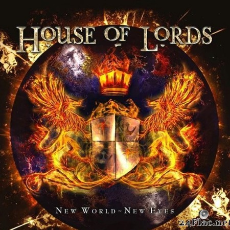 House of Lords - New World - New Eyes (2020) [FLAC (tracks + .cue)]