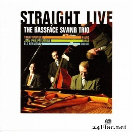 The Bassface Swing Trio - Straight Live (2020) FLAC