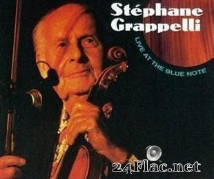 Stephane Grappelli - Live at the Blue Note (1995) [FLAC (tracks + .cue)]