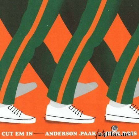Anderson .Paak - CUT EM IN (feat. Rick Ross) (Single) (2020) Hi-Res