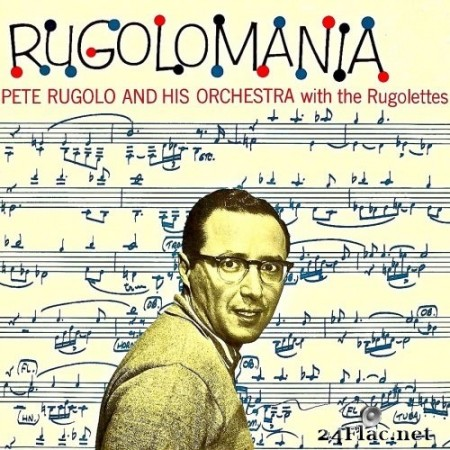 Pete Rugolo - Rugolomania! (Remastered) (2020) Hi-Res