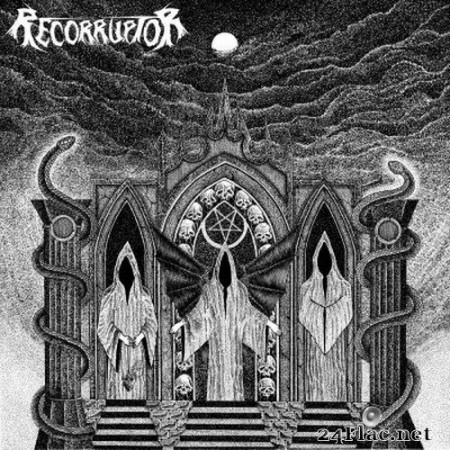Recorruptor - The Funeral Corridor (2020) FLAC