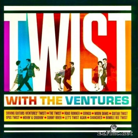 The Ventures - Twist With The Ventures (Remastered) (2020) Hi-Res