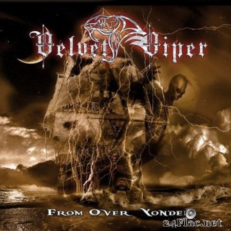 Velvet Viper - From over Yonder (Remastered) (2020) FLAC