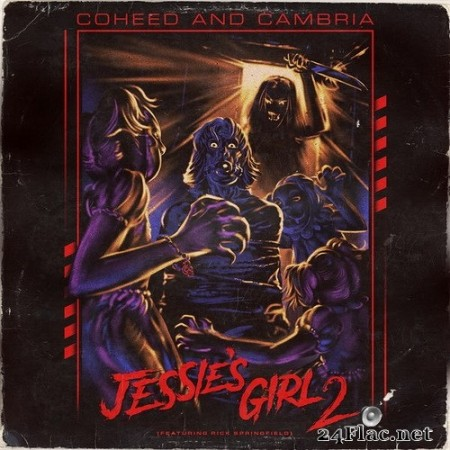 Coheed and Cambria - Jessie's Girl 2 (feat. Rick Springfield)  (Single) (2020) Hi-Res