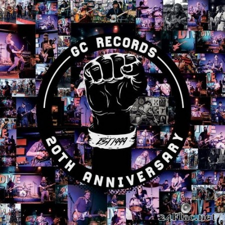 VA - G C Records 20 Year Anniversary LP (2020) Hi-Res