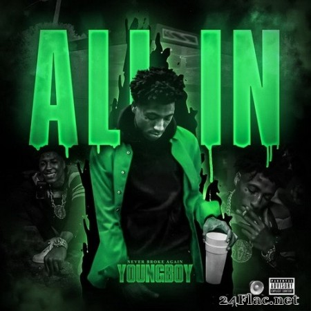 YoungBoy Never Broke Again - All In (Single) (2020) Hi-Res