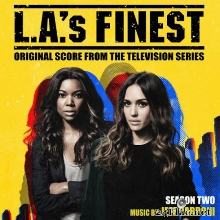 Jeff Cardoni - L.A.'s Finest: Season Two (Music from the Original TV Series) (2020) Hi-Res