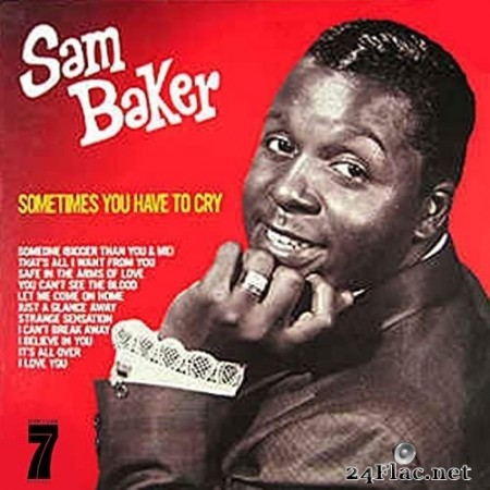 Sam Baker - Sometimes You Have to Cry (1967/2020) Hi Res