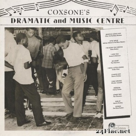 Various Artists - Coxsone's Dramatic and Music Centre (2020) Hi-Res