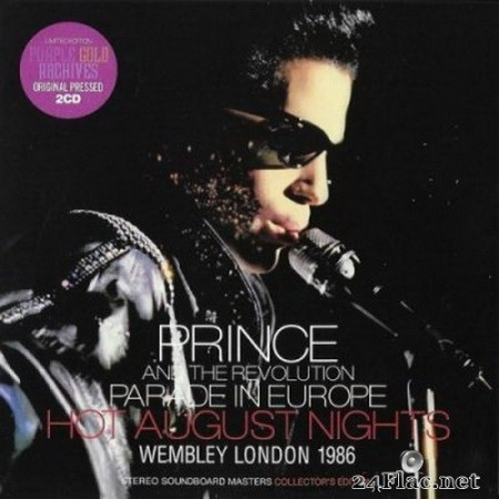 Prince - Hot August Nights (2020) FLAC