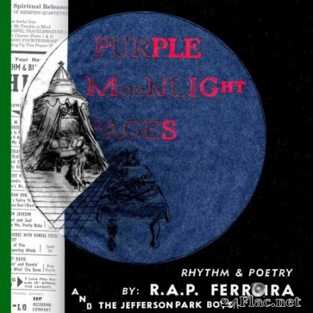 R.A.P. Ferreira - Purple Moonlight Pages (2020) Hi-Res