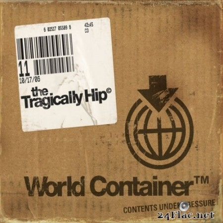 The Tragically Hip - World Container (2006/2020) Hi-Res