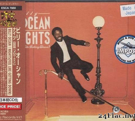 Billy Ocean - Nights (Feel Like Getting Down) (2001) [FLAC (image + .cue)]