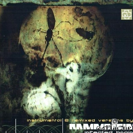 Rammstein - InFected Brain (Instrumental & Remixes Versions) (2003)  [FLAC (tracks + .cue)]
