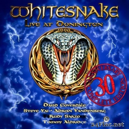 Whitesnake - Live at Donington 1990 (30th Anniversary Complete Edition; 2019 Remaster) (2020) Hi-Res