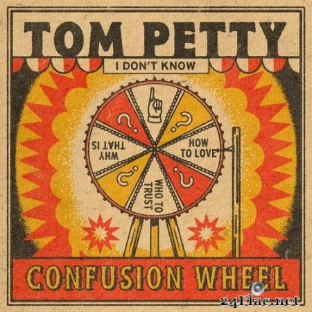 Tom Petty - Confusion Wheel (Single) (2020) Hi-Res
