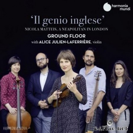 Alice Julien-Laferrière & Ground Floor - Il genio inglese (2020) Hi-Res