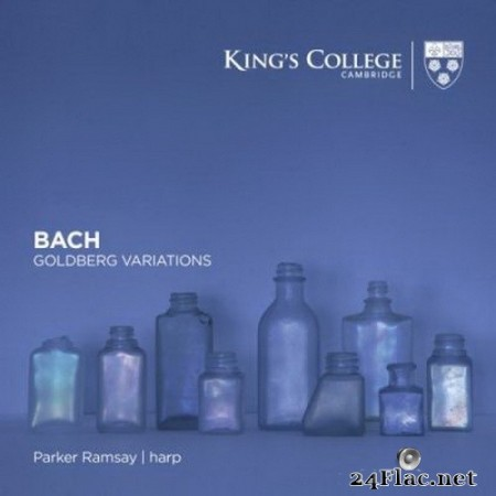 Parker Ramsay - Bach: Goldberg Variations (Arranged for Harp) (2020) Hi-Res