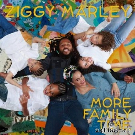 Ziggy Marley - More Family Time (2020) Hi-Res + FLAC