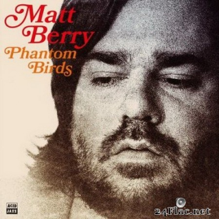 Matt Berry - Phantom Birds (2020) Hi-Res + FLAC