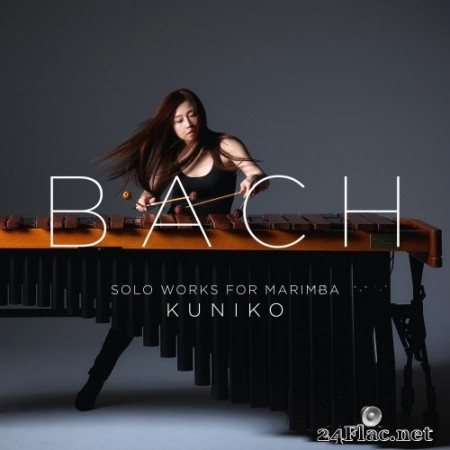 Kuniko - J.S. Bach - Solo Works for Marimba (2017) Hi-Res