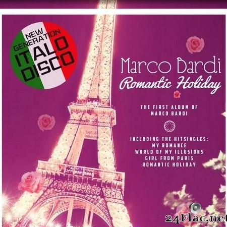 Marco Bardi - Romantic Holiday (2020) [FLAC (tracks)]