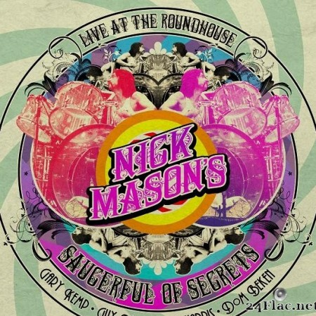 Nick Mason's Saucerful of Secrets - Live at the Roundhouse (2020) [FLAC (tracks + .cue)]