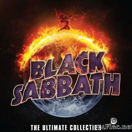 Black Sabbath- The Ultimate Collection (2016) [FLAC (tracks)]