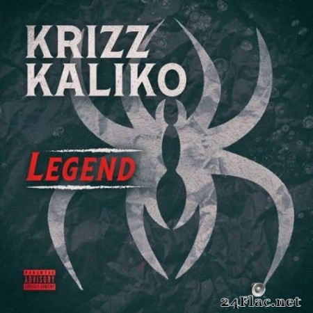 Krizz Kaliko - Legend (2020) FLAC
