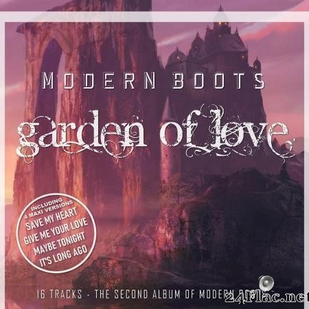 Modern Boots - Garden Of Love (2020) [FLAC (tracks)]