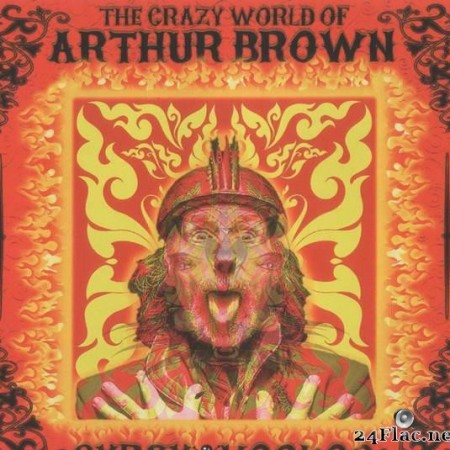 The Crazy World Of Arthur Brown - Gypsy Voodoo (2019) [FLAC (tracks + .cue)]