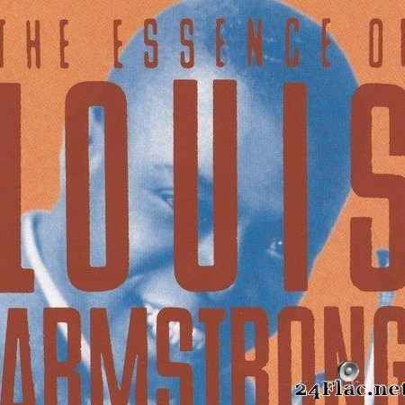 Louis Armstrong - The Essence of Louis Armstrong (1991)  [FLAC (tracks + .cue)]