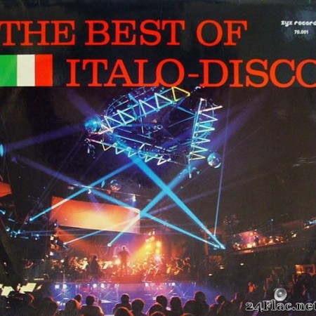 VA - The Best of Italo Disco, Volume 1 (1983) [Vinyl] [FLAC (image + .cue)]