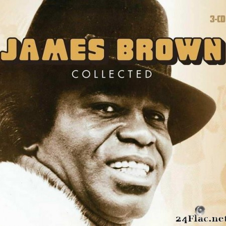 James Brown - Collected (2020) [FLAC (tracks + .cue)]