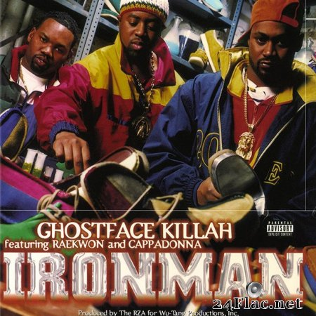 Ghostface Killah - Ironman (1996) WAVPack (image + .cue)