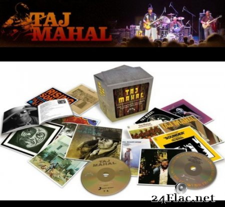 Taj Mahal - The Complete Columbia Albums Collection (15 CD Box Set) (2013) FLAC (image+.cue)
