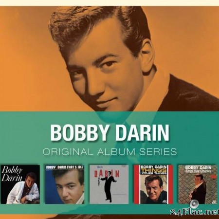 Bobby Darin - Original Album Series (2009) [FLAC (tracks + .cue)]
