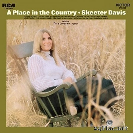Skeeter Davis - A Place in the Country (1970/2020) Hi-Res
