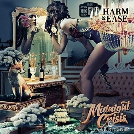 Harm & Ease - Midnight Crisis (2020) Hi-Res