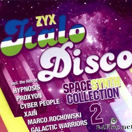 VA - ZYX Italo Disco Spacesynth Collection 2 (2015) [FLAC (tracks + .cue)]