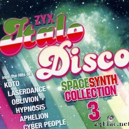 VA - ZYX Italo Disco Spacesynth Collection 3 (2017) [FLAC (tracks + .cue)]