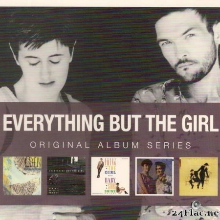 Everything But The Girl - Original Album Series (2011) [FLAC (tracks + .cue)]
