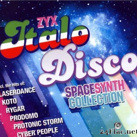 VA - ZYX Italo Disco Spacesynth Collection (2014) [FLAC (tracks + .cue)]