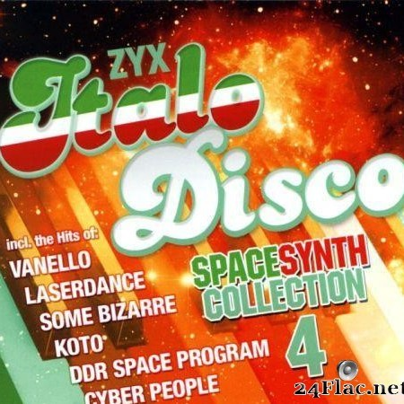 VA - ZYX Italo Disco Spacesynth Collection 4 (2018) [FLAC (tracks + .cue)]