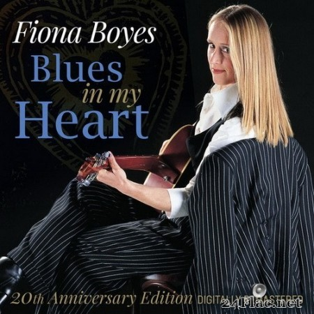 Fiona Boyes - Blues in My Heart (2020 Remastered Version) (2020) Hi-Res